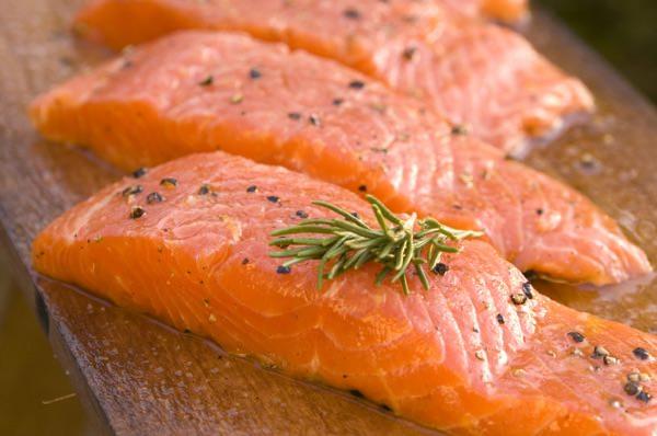 лосось для быстрого приготовления