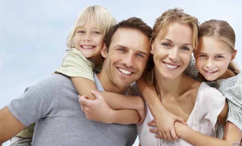 Сплоченная семья