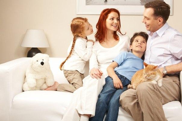 Внутри семейного очага должно быть что-то, что объединяет.