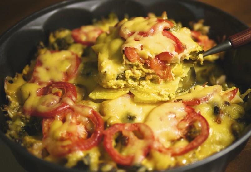 Вегетарианские рецепты с фото простые и вкусные