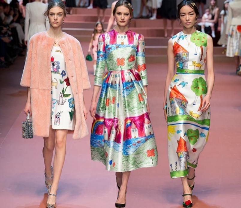 Мода 2016 года радует всех модниц своим ярким и интересным стилем.