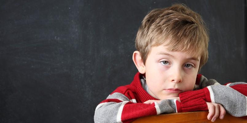 Синдром дефицита внимания чаще всего встречается у мальчиков в возрасте пяти лет.