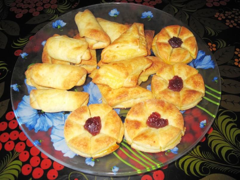Приготовление простого печенья не займет у вас много времени и сил.