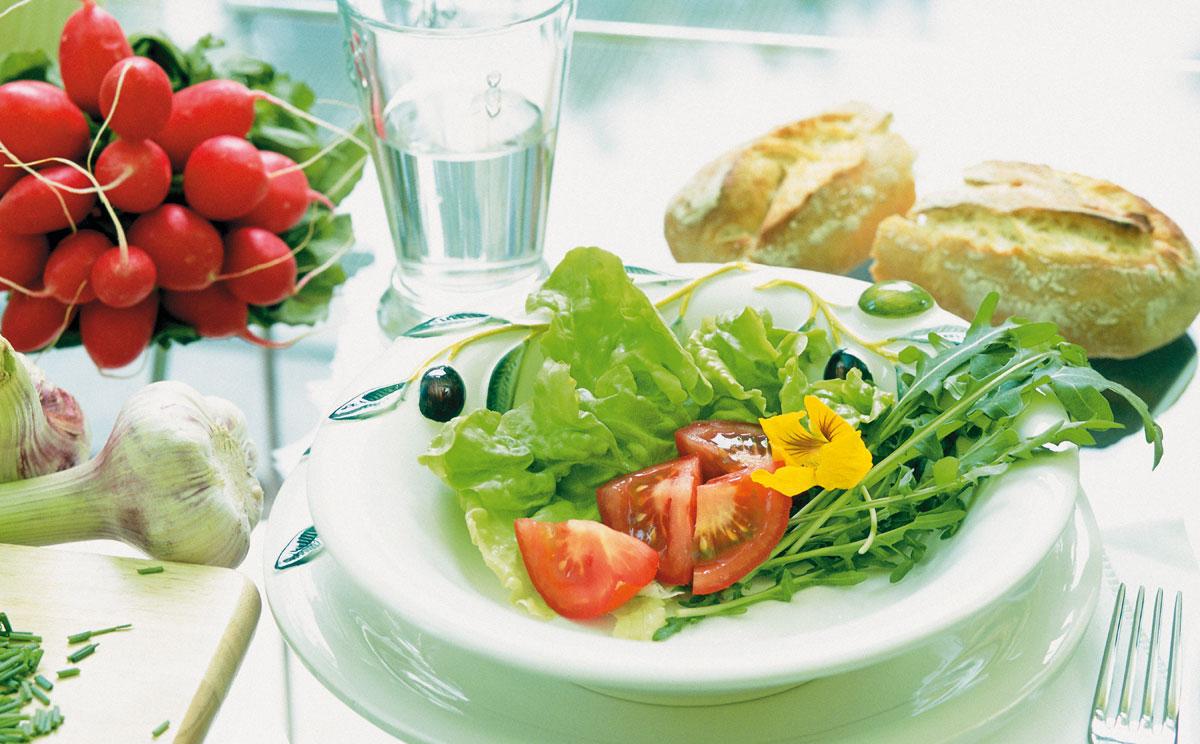 правильное раздельное питание для похудения меню