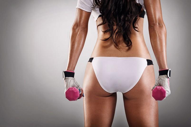 Для красивый и подтянутых ягодиц и ног необходимо выполнять специальные упражнения.