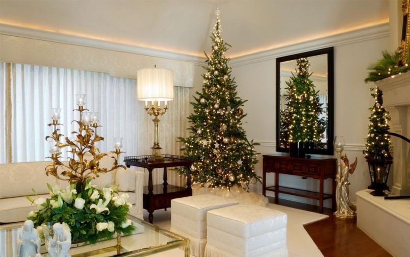 Порадуйте себя и своих близких новогодним декором, который вы оформите собственными руками.