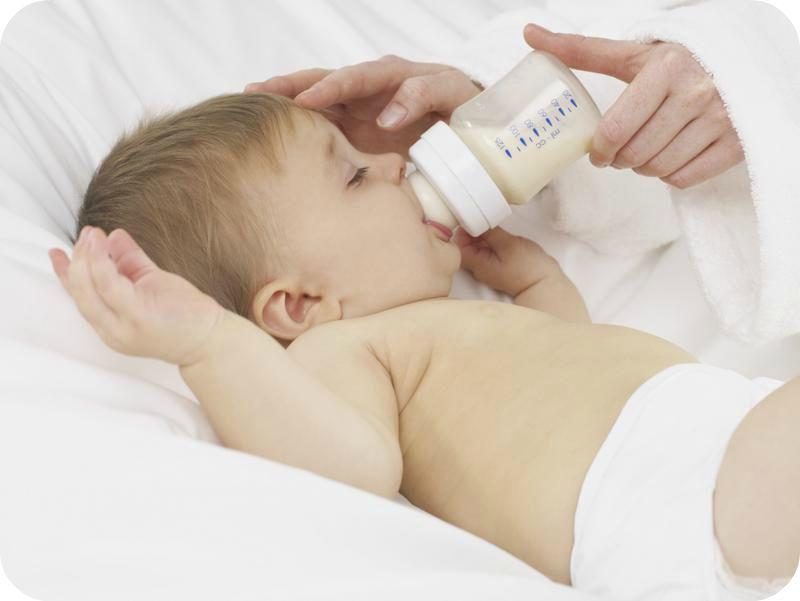 Каждая мамочка старается выбрать самую лучшую смесь для своего малыша.