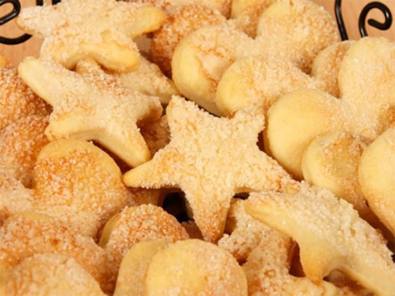 Порадуйте своих родных и близких вкусным печеньем приготовленным своими руками.