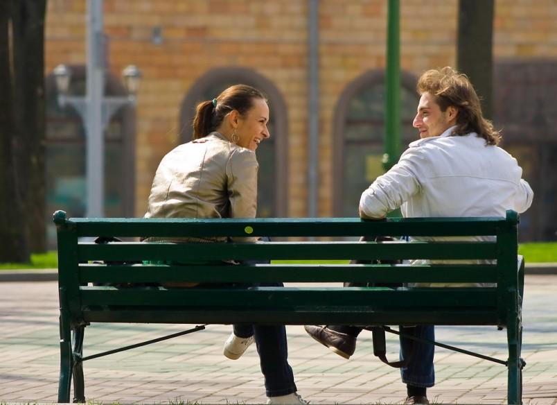 Посещайте клубы, кафе, гуляйте больше в парке или же запишитесь в спортивную секцию. В таких общественных местах вы сто процентов встретите парня своей мечты.