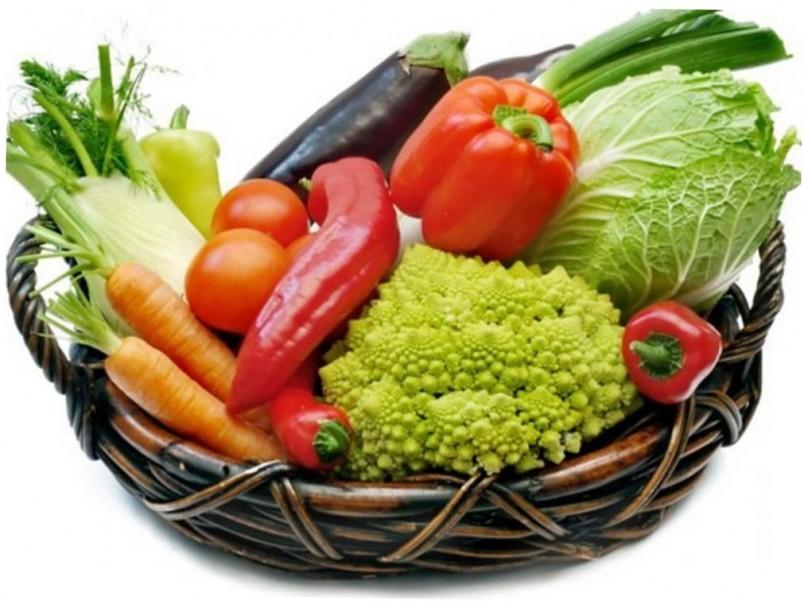 Овощи можно употреблять в любое время суток. Они не несут вреда здоровью и помогают быстро и эффективно бороться с лишним весом.