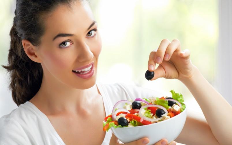 Заведите себе привычку покупать только правильные и полезные продукты.