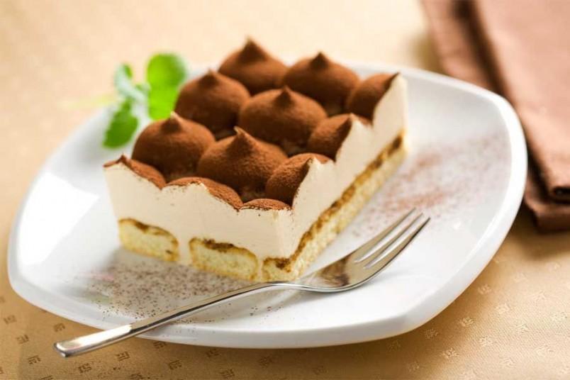 Десерт тирмису отлично подойдет для любого праздничного стола.