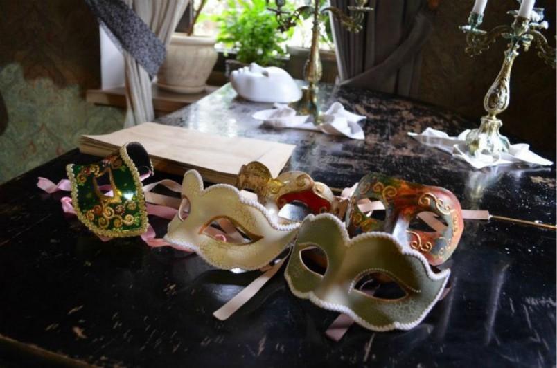 На создание венецианской маски уйдет немного больше времени и сил.