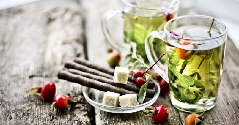 Употребляйте ежедневно травяной чай, и вы никогда не будете болеть.