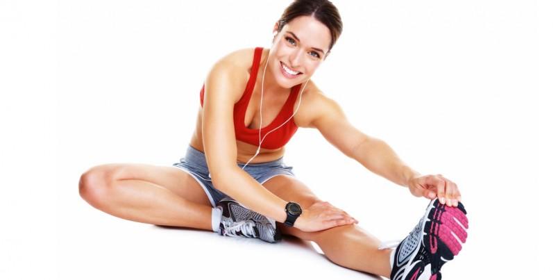 Рекомендуется разминаться и растягиваться для того, чтобы избежать боли в мышцах и суставах.