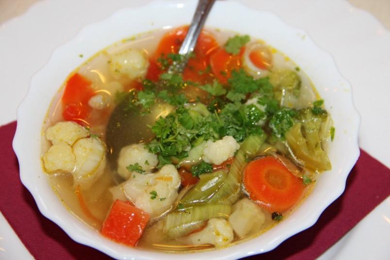 рецепты супов с капусты для диеты
