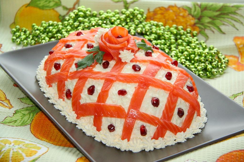 Новогодние салаты рецепты оригинальные