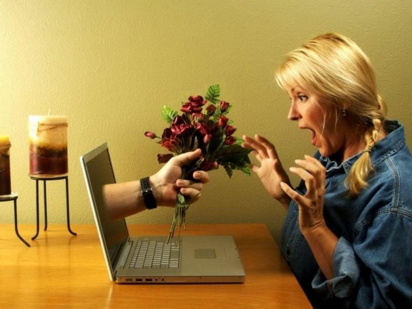 прикольный статус для знакомства в интернете с мужчиной