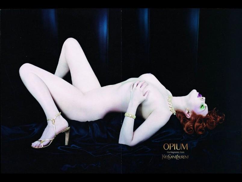 В 2005 году появился Opium Fleur de Shanghai – цветочный парфюм, изюминкой которого стала китайская магнолия.