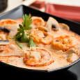 Суп том ям – национальное блюдо Таиланда, широко распространенное и в других юго-азиатских странах: Лаос, Малайзии, Индонезии, Сингапуре.