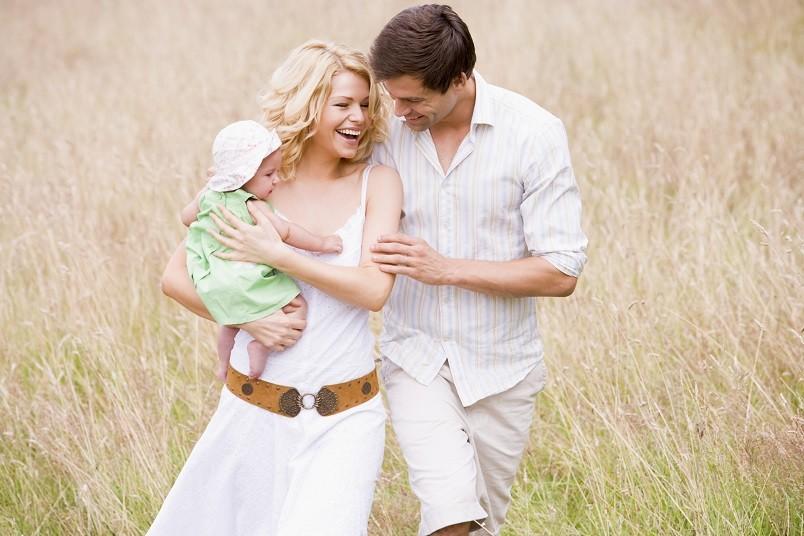 Ищите вдохновение в своей семье. Ведь семья главное в жизни женщины.