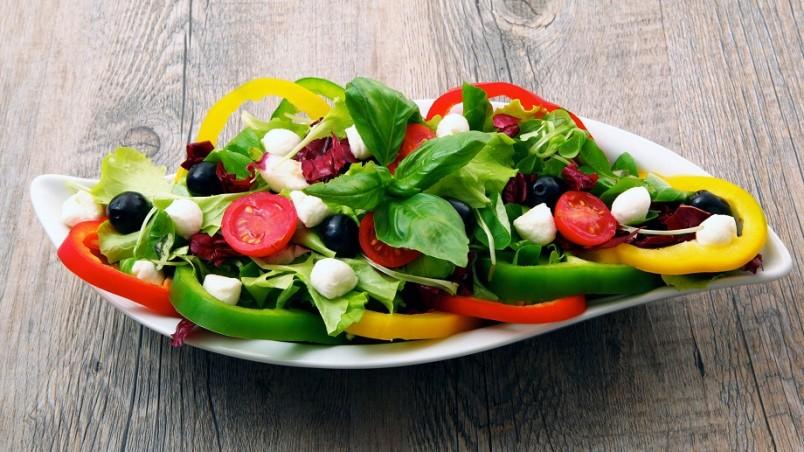 Греческий салат - результат кулинарного экспромта древних греков.