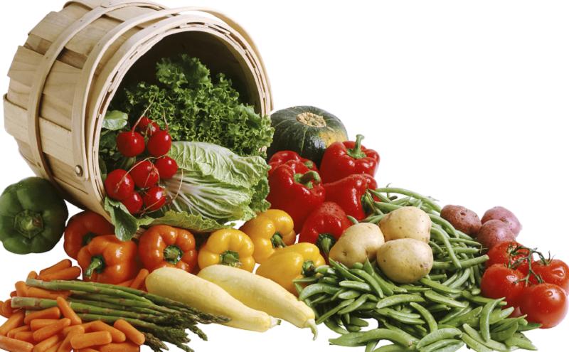 Все необходимые продукты для поддержания уровня гемоглобина в пределах нормы растут у вас на грядках.