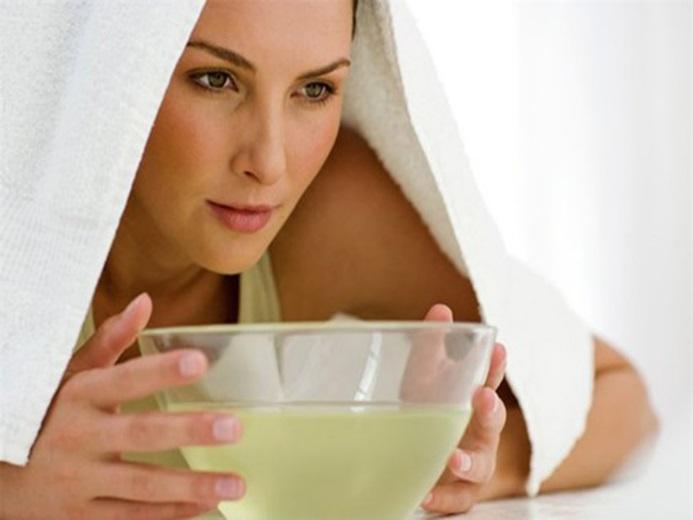 Паровая ванночка для очистки пор на лице с добавлением звездочки - эффективное средство омоложения.