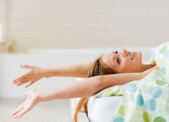 Полноценный отдых - залог бодрости и хорошего настроения в течение целого дня.