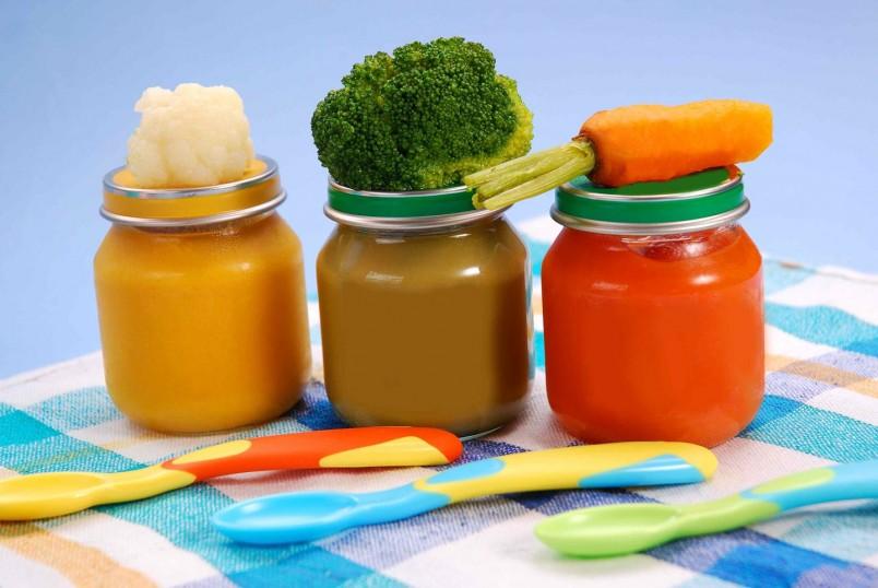 Овощное пюре для 7 месячного крохи это не только источник дополнительной энергии, но и витаминов.