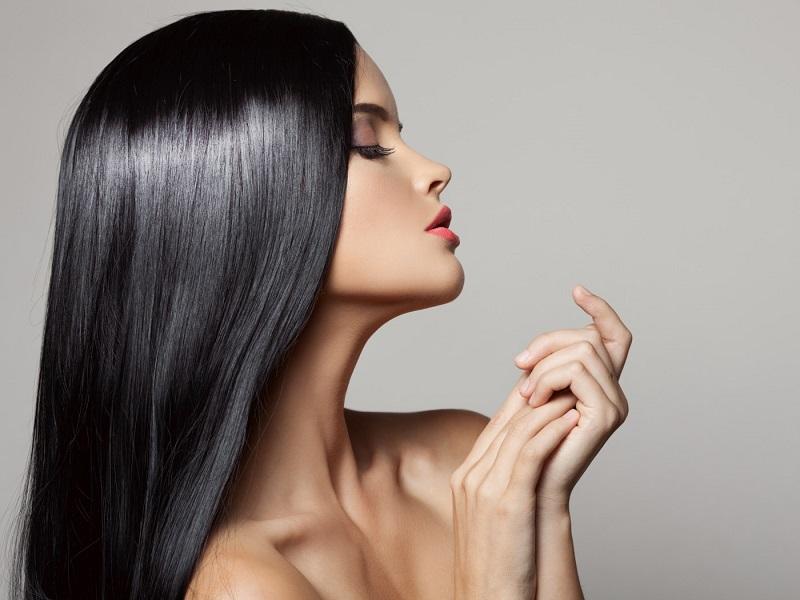 Эффект от кератинового восстановления волос впечатляет не меньше, чем цена на данную процедуру.
