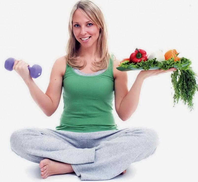 Спорт и правильное питание - вот истинные народные способы повышения иммунитета!