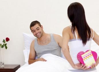 Сюрпризы для любимого мужа без повода помогут оживить ежедневную рутину.