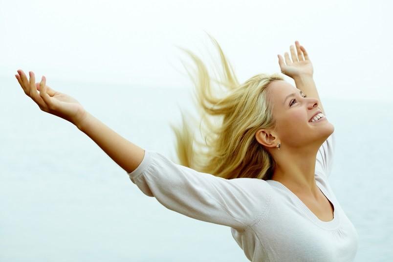 Вера в себя и в свои силы - вот основной секрет женского счастья и успеха.