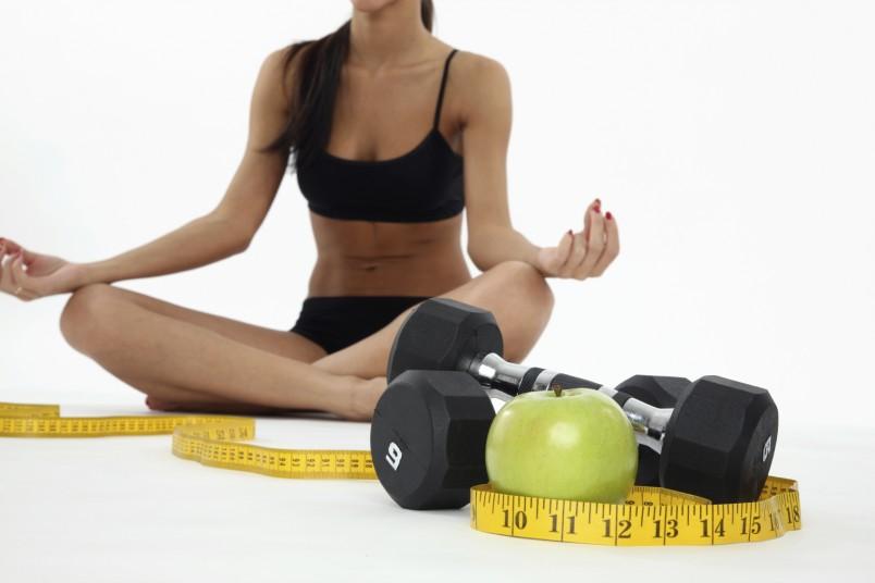 Единственный способ добиться идеально пропорциональной фигуры — это сочетание разумного питания и специальных занятий.