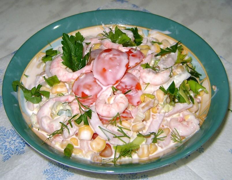 Потрясающий салат. Если еще не пробывали, обязательно приготовьте.