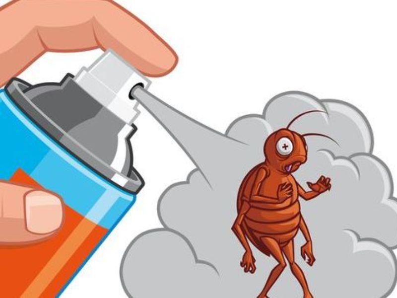 Использование спреевых и аэрозольных средств допускается исключительно в помещениях, очищенных от других людей и домашних животных.