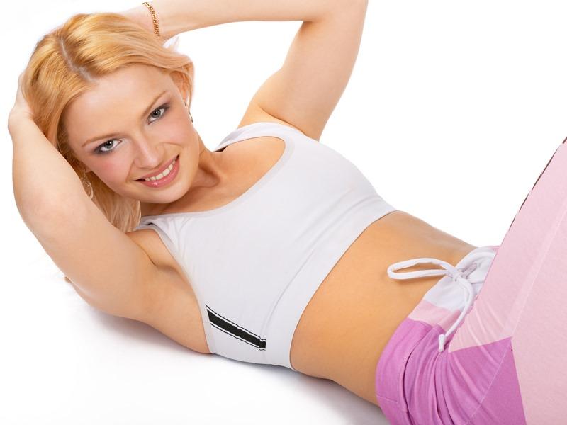 Сейчас техника бодифлекс довольно популярна среди женщин.