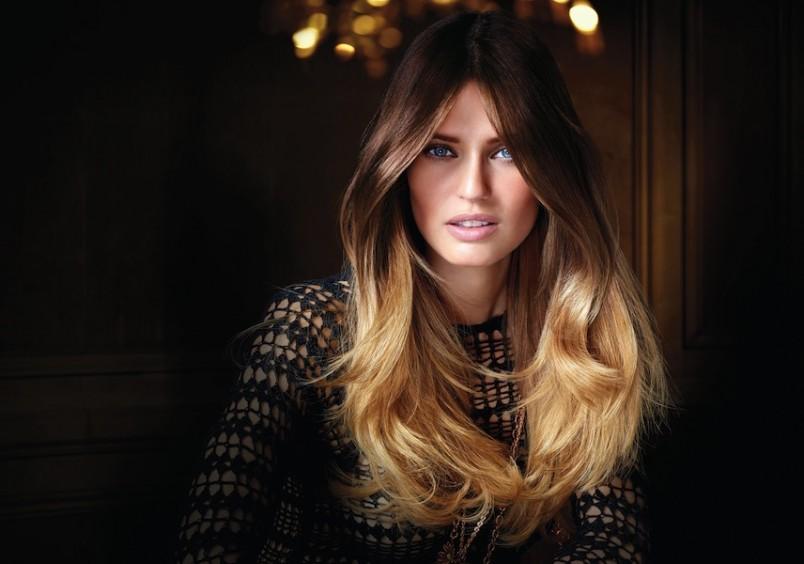 Омбре - это популярная окраска волос, которая покорила сердца миллионов девушек по всему миру.