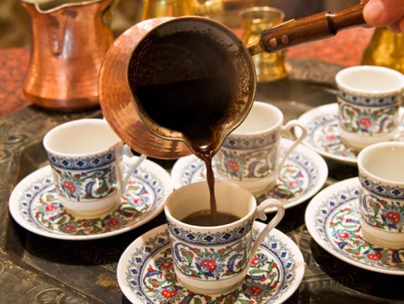 Главный секрет приготовления кофе в турке - процесс закипания