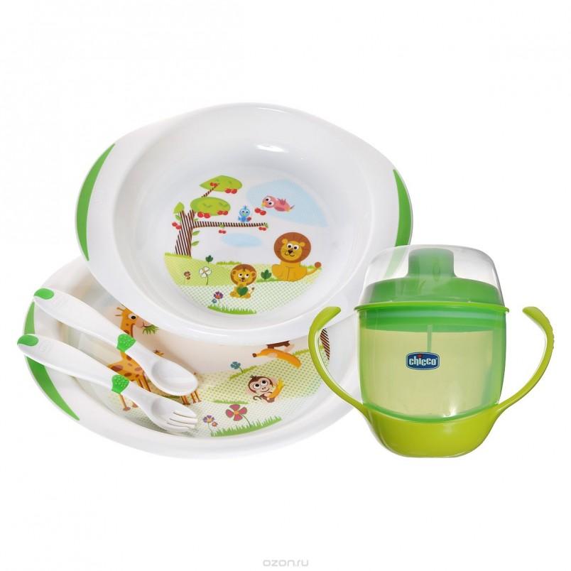 Посуда для рудного ребенка должна быть безопасной и экологичной.