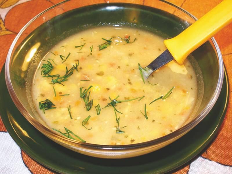 Рецепт этого супа займет достойное место в вашей поваренной книге.
