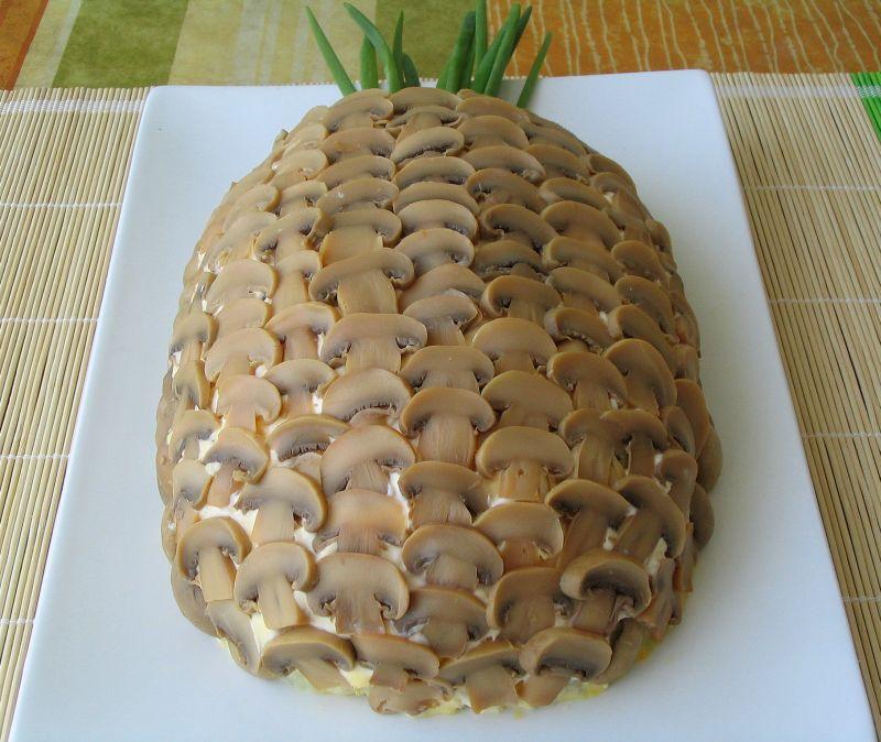 В различных кухнях мира предпочитают различные виды грибов и по-разному их готовят.