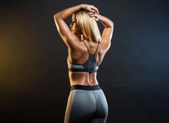 Наиболее верный способ откорректировать фигуру, это, к примеру, систематически использовать упражнения для формирования правильной осанки.