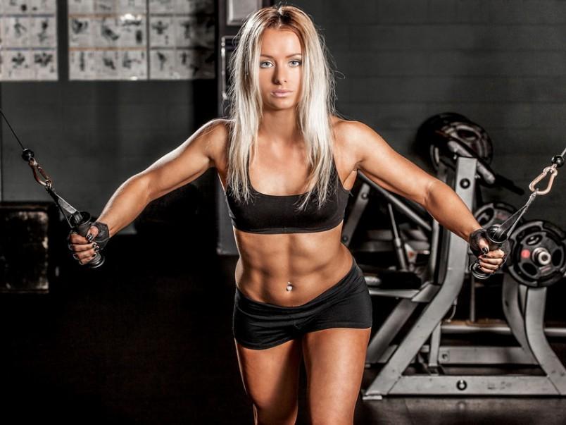 Регулярное выполнение упражнений для груди для женщин даст желаемый результат. Грудь станет красивой и подтянутой, а упругость кожи в области декольте повысится.