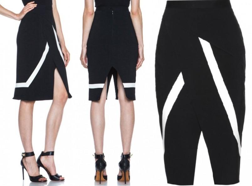 Сшить юбку в клетку своими руками можно короткой или любой другой длины, даже в пол.