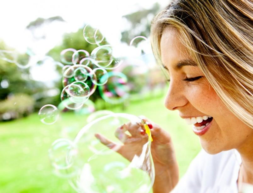 Счастье — это состояние души. Чтобы ощутить счастье, нужно быть к нему готовым.