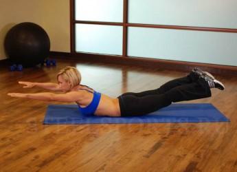 Для тех представительниц прекрасного пола, которые стремятся к получению идеальной фигуры, тренировка спины является очень важным элементом тренинга.