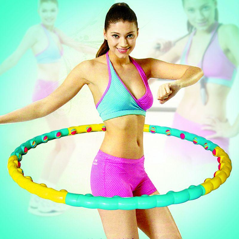 Как использовать обруч для похудения