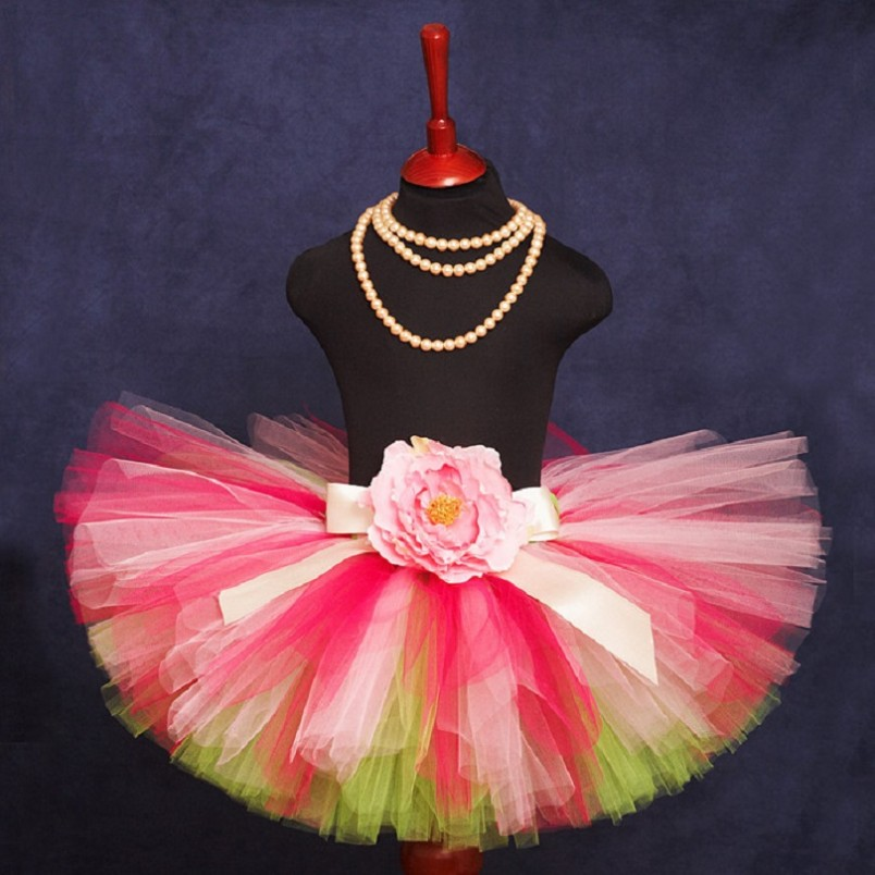 Во всем мире эту юбку называют юбка TuTu, и родом она из Америки.
